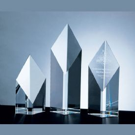 Super Crystal Diamond Tower Award