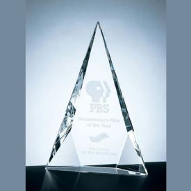 Tri-Triangle Crystal Award