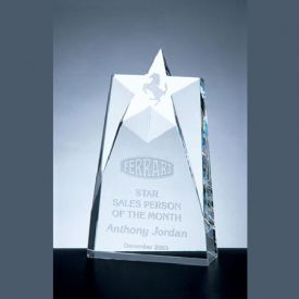 Supreme Crystal Star Award