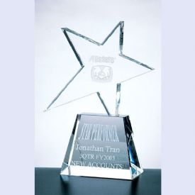 Meteor Crystal Star Award