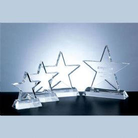 Motivation Crystal Star Award