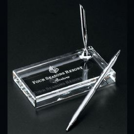 Crystal Single Pen Set