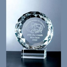 Victory Crystal Award