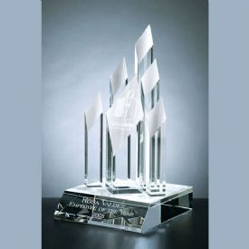 Super Five Star Crystal Diamond Award