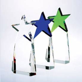 Triumphant Crystal Star Award