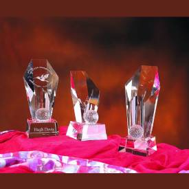 Foxfire Crystal Award