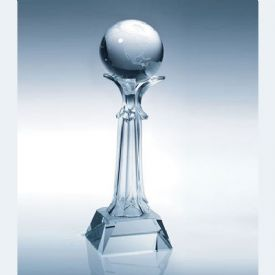 Designer's Crystal World Globe Award