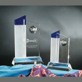 Bayona Crystal World Globe Award